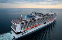 free drinks on MSC Grand voyages